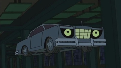 Bender as a were-car