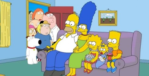"The Simpsons Family Guy 1 Hour Crossover Special Event ""The Simpsons Guy"" Coming Sunday September 28 to FOX"